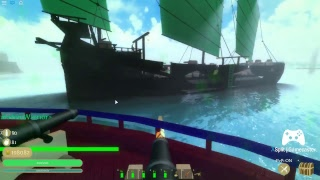 Tempest legion Hunting the Megalodon (Roblox: A Pirate's Tale)