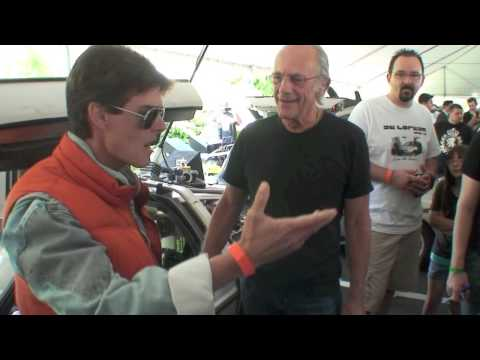 MJF meets Christopher Lloyd