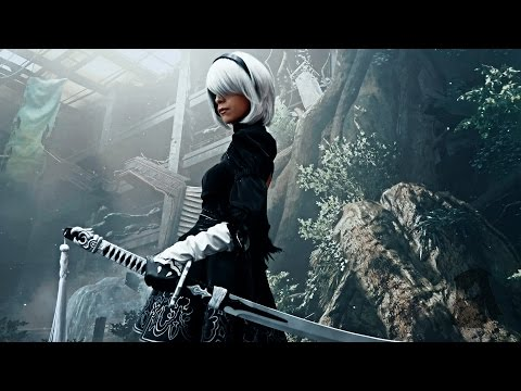 2B In Real Life - Official Cosplay