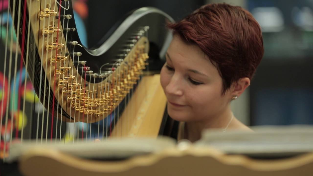 MTA Music Under New York Celebrates Mozart: Emily Hopkins, harp