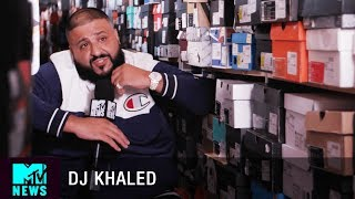 DJ Khaled on Working w/ Alicia Keys & Nicki Minaj on