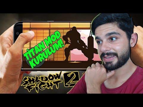 Shadow Fight 2 Titan Modu, Tüm Bossların Modu Nasıl Kurulur?