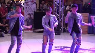 shuddup n dance 2017 isodope
