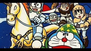 Doremon - Nobita và Ba Chàng Hiệp Sĩ Mộng Mơ