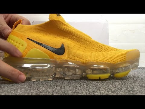 a3b56369cd7 Women Nike Air  VaporMax  Moc 2 University Gold Review - YouTube