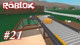 Roblox ▶ lumber Tycoon 2 - lumber Tycoon 2-#21 - automation - German German