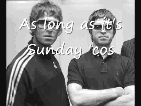 Stay young - Oasis - Lyrics
