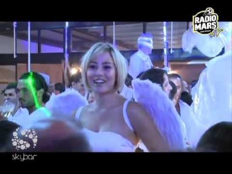 Soirée Blanche Sky Bar Casablanca 2010