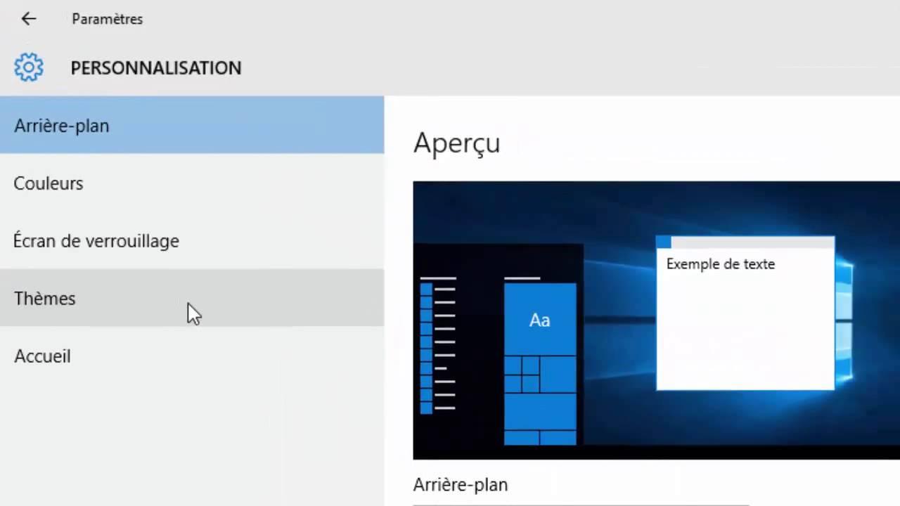 Comment Ajouter L Icone Du Panneau De Configuration Au Bureau Sous Windows 10