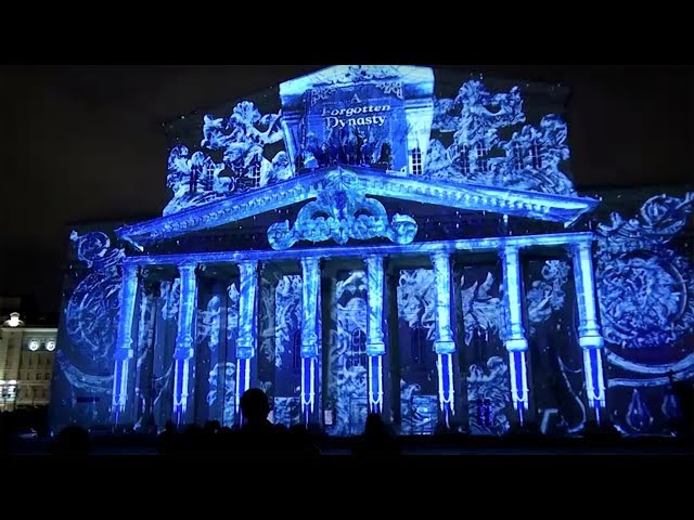 'Circle of Light' festival shines in Moscow