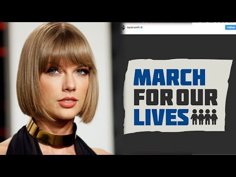 Taylor Swift Makes RARE Political Statement On Instagram!