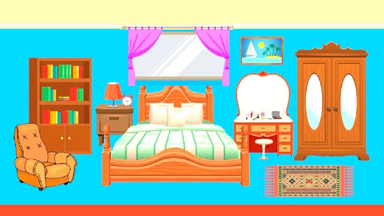 Vocabulario en Inglés: El Dormitorio
