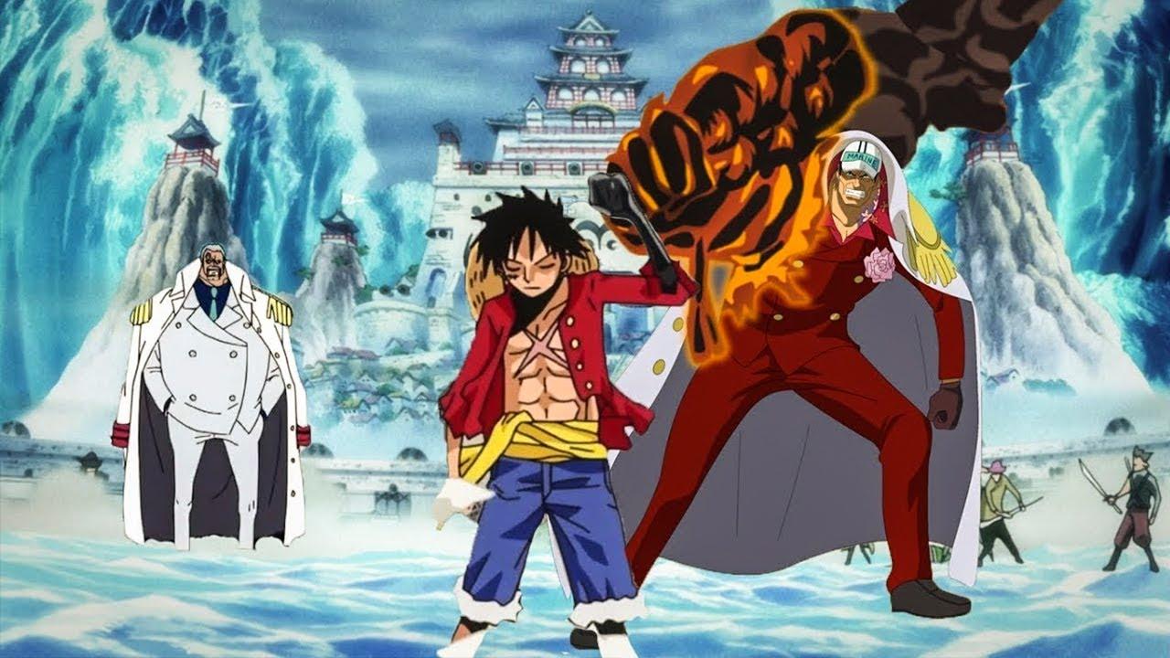 مونكي دي لوفي One Piece Amv Asmv Youtube