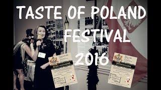Taste of Poland Festival 2016