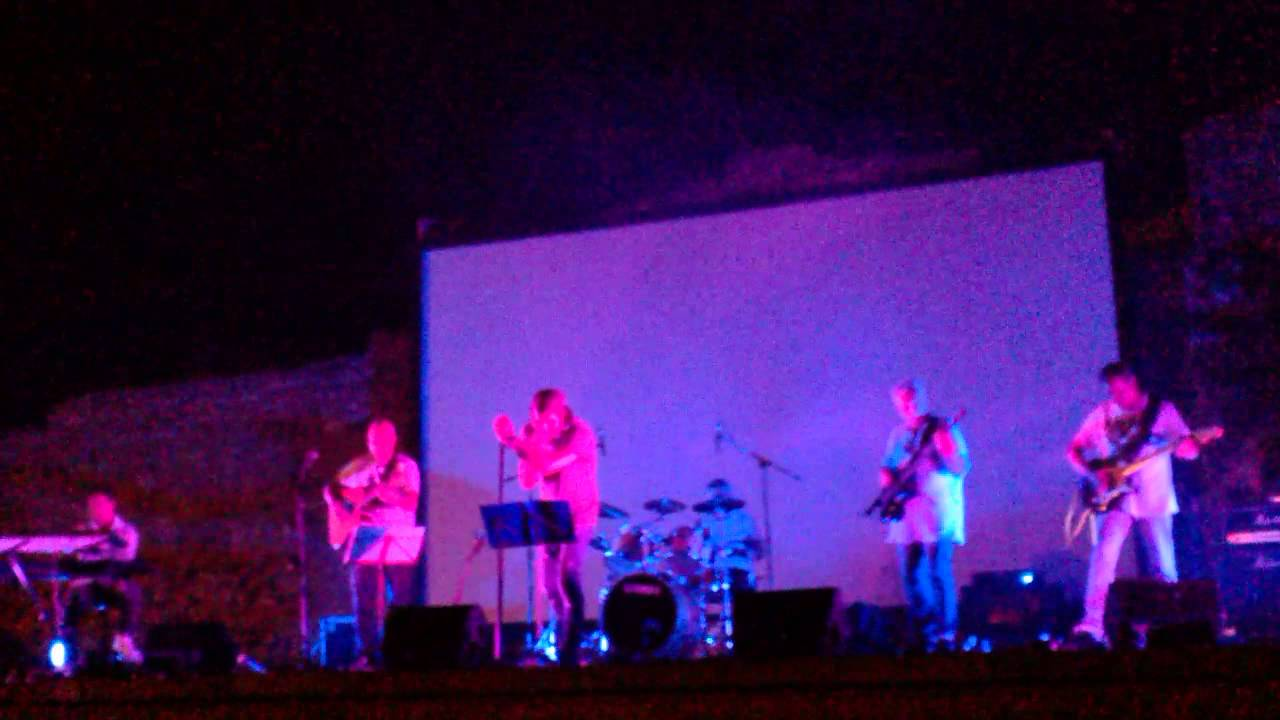 Roxy Bar Vasco Vasco Rossi Sally Cover Roxy Bar Grosseto 2015