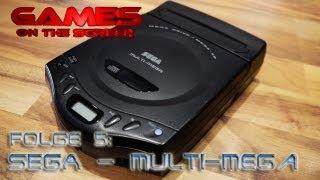 Games on the Screen - 4 - Sega Multi-Mega - CDX and the Story of Mega Drive