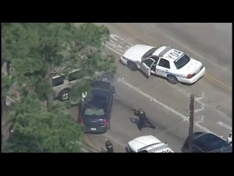 Police Chase Ends With Fatal Shooting