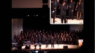 """More Than I Can Bear"" by Kirk Franklin 
