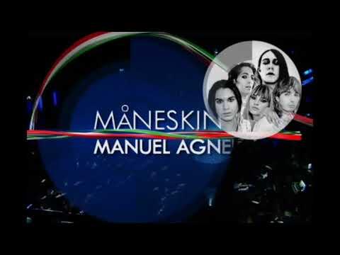 Maneskin feat Manuel Agnelli - Loving you - Anthony RoL