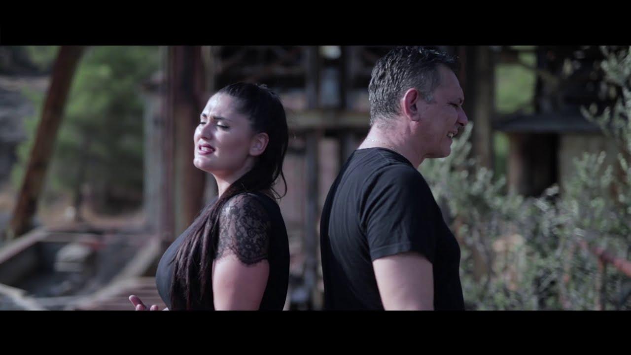 БЕССОВЕСТНА КРАСИВА EDIK SALONIKSKI- ELLI MOURATIDOU OFFICIAL VIDEO CLIP