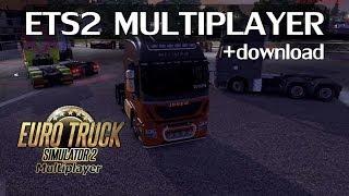 Euro Truck Simulator 2 Multiplayer mod + download