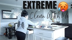 ULTIMATE CLEAN WITH ME 2020 | EXTREME CLEANING MOTIVATION | LIMPIA CONMIGO | WHITE KITCHEN CABINETS✨