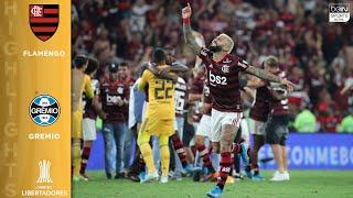 Flamengo 5-0 Gremio (6-1 agg.) – GOALS and HIGHLIGHTS   Copa Libertadores