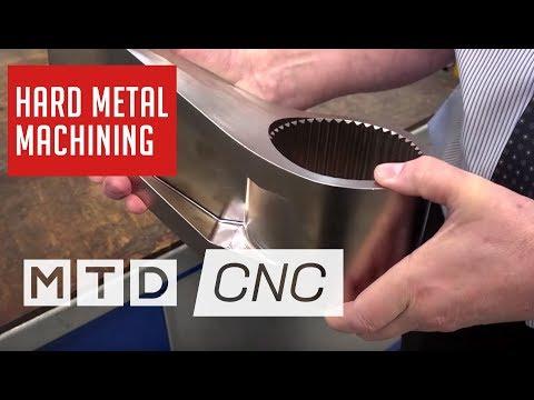 #Swarfandchips – Hard metal machining day and night - 25/05/2018 - Ep 79