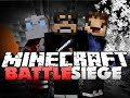 Minecraft EPIC Battle Siege - BEST BASE EVER (w/ Nooch, Woofless, and Friends)