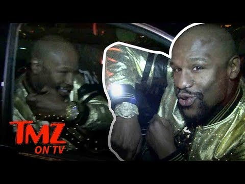 Floyd Mayweather Shows Of His Riches ... Again! | TMZ TV