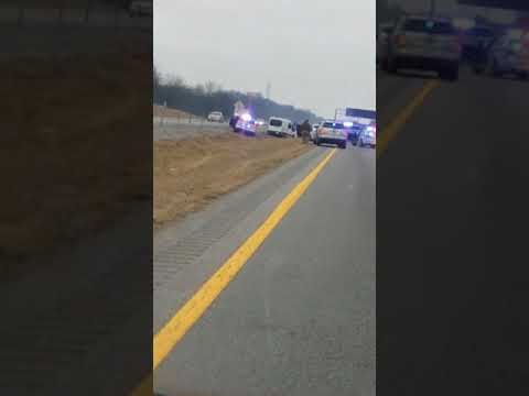 POLICE CHASE STOLEN VAN!! (Hendersonville, TN)