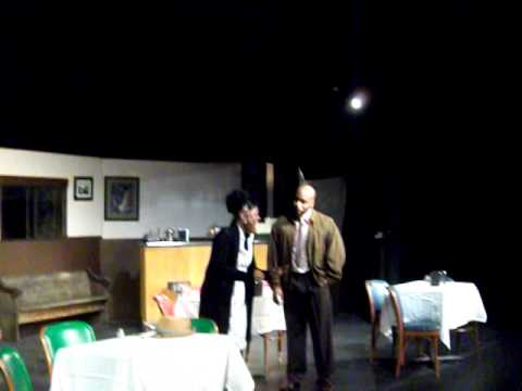 """Patricia Starks """"God has smiled on me"""" at Rapa Theatre"""