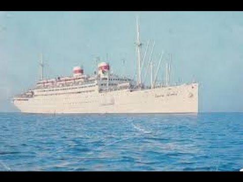 Крушение теплохода «Адмирал