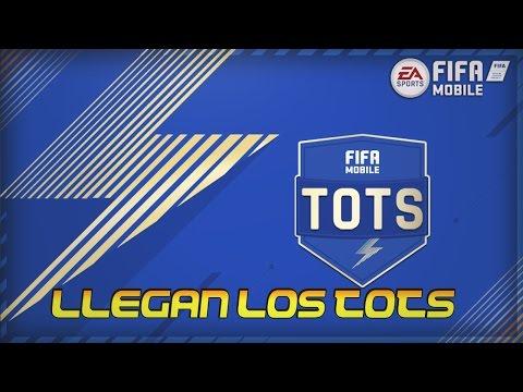 MAÑANA LLEGAN LOS TOTS A FIFA MOBILE!!!!