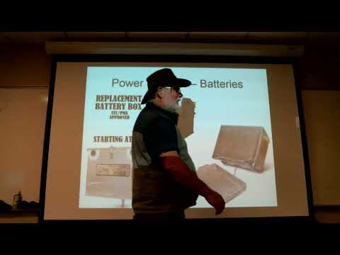 Powerplant Electrical Battery Part 4 of 4