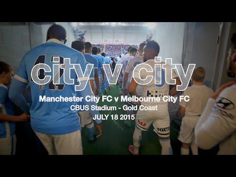 Behind The Scenes | City v City