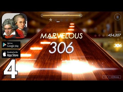 Pianista - Gameplay Part 4 HD (iOS, Android)