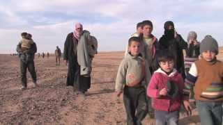 15 Hungry Syrian Children Die Everyday