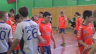 Королёвские гандболисты поборются за призы областного первенства