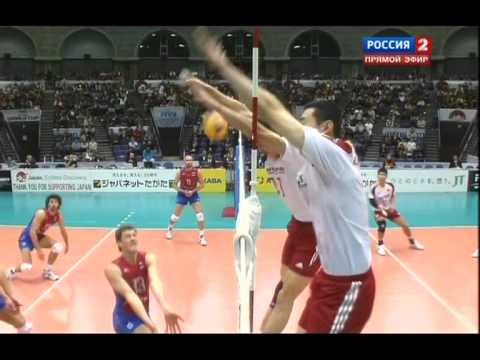 Russia - China (World Cup 2011)21.11.2011