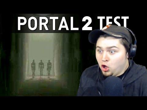 Office Prank: Part 1 — Portal 2 (Horror Community Map)