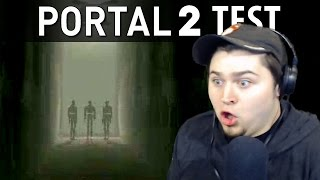 Portal 2 Tests: Office Prank: Part 3 (Horror Community Map)