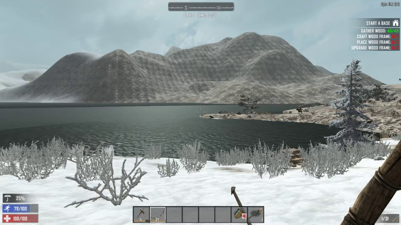 7 days to die how to play with a friend