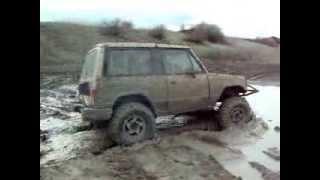 4x4 dodge raider wheelin
