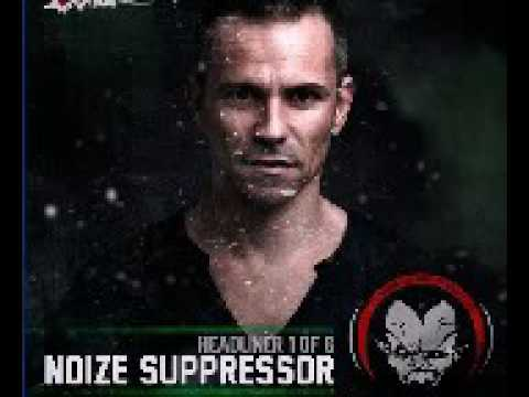 NOIZE SUPPRESSOR  Twisted's Darkside Podcast 266    Darkside Boxing Day Mix #3