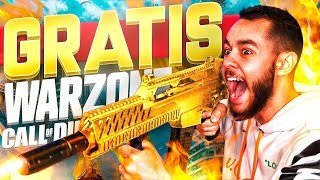MI PRIMERA PARTIDA AL NUEVO BATTLE ROYALE *GRATIS* DE CALL OF DUTY - TheGrefg
