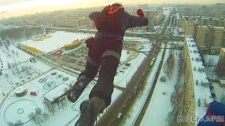 Follow the Basejump.ee Crew during their Estonian Winter, exiting f...