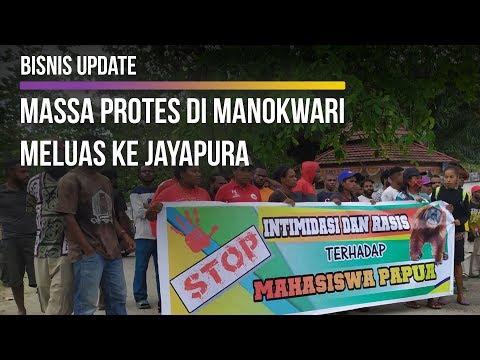 Persekusi Mahasiswa Picu Demo di Manokwari - Jayapura