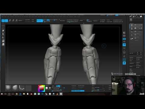 3D Art & Design w/ Jacob