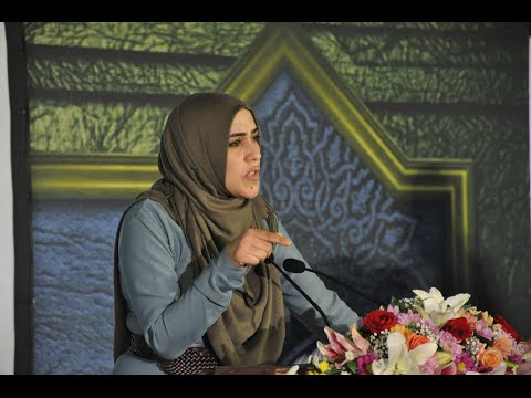 The Message 8 - Yasmin Mogahed Lecture